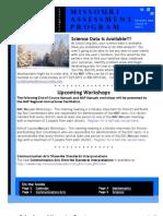 RPDC MAP December 2009 Newsletter