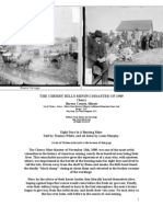 THE CHERRY HILLS MINING DISASTER OF 1909