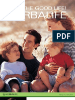 Herbalife Presentation Book