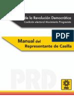 Manual Representante de Casilla PRD