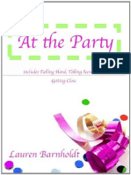 Lauren Barnholdt - At the Party 01-03 (Telling Secrets, Falling Hard, Getting Close) (PDF)