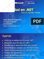 Programacion Web-movil Con ASP.net
