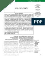 Introduccion a La Metodologia Medica