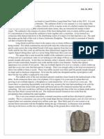 Fossil Documentation July 2012