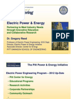 Power Certificate Summary - University of Pittsburgh