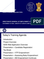 Sdis_training Web Site Details