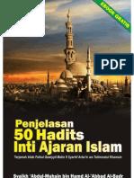 Penjelasan 50 Hadits Inti Ajaran Islam Fullfix