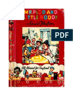 Blyton Enid Noddy 22 Mr Plod and Little Noddy 1961 JM