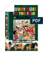 Blyton Enid Noddy 21 Noddy Goes to the Fair 1961 JM