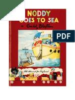 Blyton Enid Noddy 18 Noddy Goes to Sea 1959