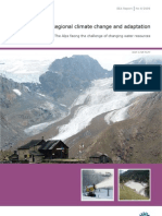 EEA Report 8-2009 Alps