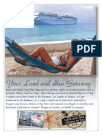 land and sea getaway - website sample copy