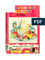 Blyton Enid Noddy 15 Do Look Out Noddy 1957