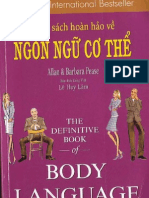 Ngon ngu co the