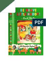 Blyton Enid Noddy 13 Be Brave Little Noddy 1956