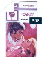 Jessica Steele - Innocent Abroad