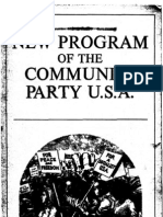 New Program of the Communist Party USA-19th Convention-1970-131pgs-POL.sml