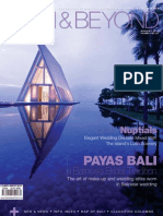 Bali & Beyond Magazine August 2012