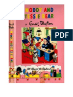 Blyton Enid Noddy 12 Noddy and Tessie Bear 1956 JM