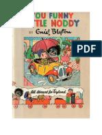 Blyton Enid Noddy 10 You Funny Little Noddy 1955