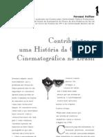 HISTÓRIA DA CENSURA CINEMATOGRÁFICA NO BRASIL HERNANI HEFFNER