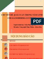 β-GLUCAN TRONG NẤM LINH CHI (GANODERMA LUCIDUM)