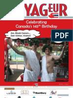 TCCC Voyageur July 2012