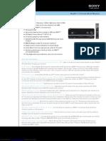 STRDH720 Key Features