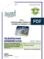 Teledetection Sup-mines 1a Bts