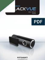BlackVue PittaDR300 Manual