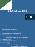 Bolnavul Anemic