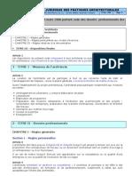 M5.1 Code Deontologie