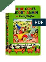 Blyton Enid Noddy 4 Here Comes Noddy Again 1951