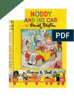 Blyton Enid Noddy 3 Noddy and His Car 1951
