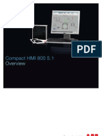 3bse040833 f en Compact Hmi 800 5.1 - Overview