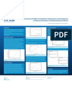 Correction for the Effect of Irradiation Temperature on the Response of Alanine Dosimeters in Industrial Electron Beams