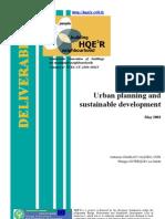 HQE2R Planification urbaine