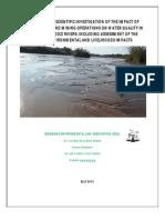 ZELA - Odzi - Save Water Quality Report