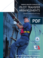 Industry Guidance on Pilot Boarding Arrangement- July 2012