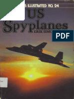 Erik Simonsen - US Spyplanes (1985)