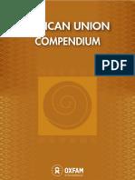 African Union Compendium, Oxfam International, July 2012