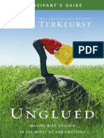 Unglued Small Group Bible Study by Lysa TerKeurst - Sample