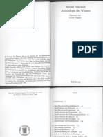 Foucault_Archäologie_Einleitung_Muhle