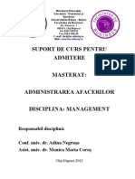 Management AA