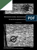 Relaciones de género y cultura en gaztetxes de la CAPV