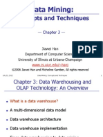 Datawarehouse and Cubes