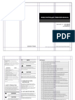 Owner's Manual(KJR 08)
