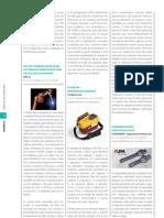 Artigo sobre a Fipa na Revista Robótica 87