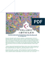 Fasting Six Days of Shawwal