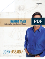 John Assaraf HIAPlaybook